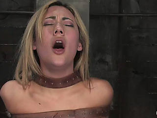 Gwen diamond compulsory orgasms,threatening fingertips widen,threatening thonged to chair