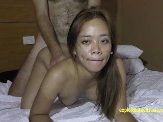 ExploitedTeensAsia Blue-blooded Filipina Amateur Teen Mary Gets Steadfast Fuck Helter-skelter Angeles PI Hair Seductive