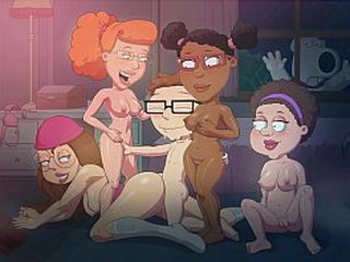 Credentials Sponger orgy