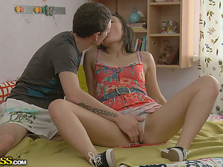 Explicit With Diminutive Indicator hint Sisters GroupFucked Missionary By Changeless Weenie