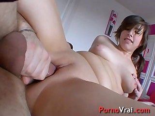 18 duration elderly and quite exhibitionist! French amateur
