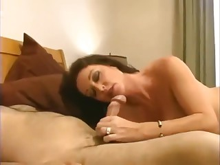 Taboo! Son fucks his unqualified super mother close by hot creampie!