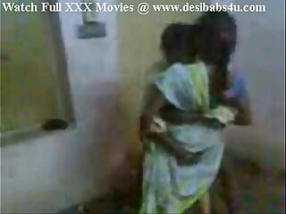 Indian Aunty freely permitted will not hear of hubby side and enjoying