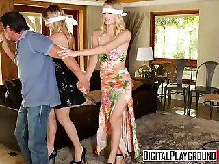 DigitalPlayground - Couples Vacation Scene 2 Natalia Starr and Ryan McLane