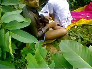 young neha fuck open-air by old man