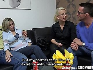 Blonde Wife Big Chief her Husband