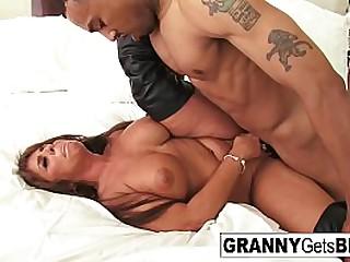 Hot granny gets bangedstaxxx,granny,old,mature,interracial,BBC,big cock,hardcore,blowjob,cumshot,sex,fucking