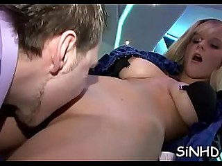 Sex bandeau hardcore